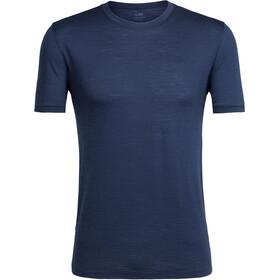 Icebreaker Spector t-shirt Heren blauw